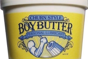 boy butter personal lubricant review